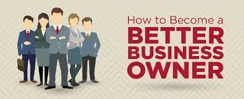 better business owner