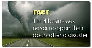 business disaster