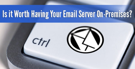 in house email server